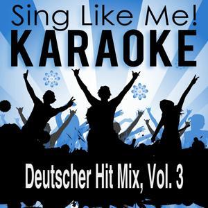 Deutscher Hit Mix, Vol. 3 (Karaoke Version)