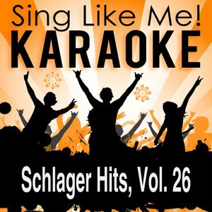 Schlager Hits, Vol. 26 (Karaoke Version)
