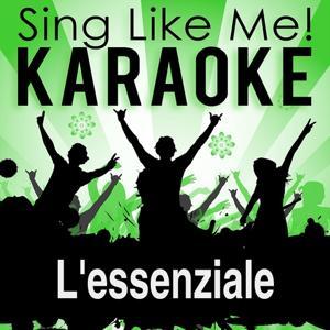 L'essenziale (Karaoke Version)
