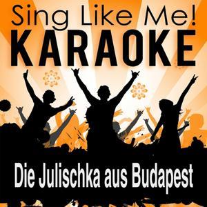 Die Julischka aus Budapest (Karaoke Version)