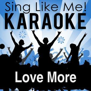 Love More (Karaoke Version)