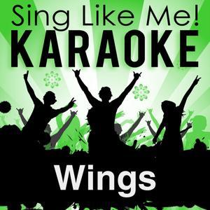 Wings (Karaoke Version)