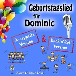 Geburtstagslied für Dominic