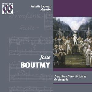 Josse Boutmy: Troisième livre de pièces de clavecin