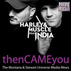Then Came You (The Montana & Stewart Universe Media Remixes)