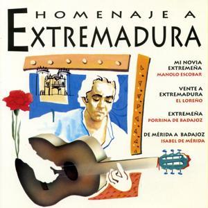 Homenaje a Extremadura