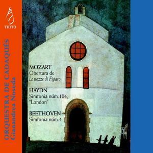 Mozart, Haydn, Beethoven