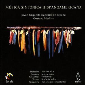Música Sinfónica Hispanoamericana