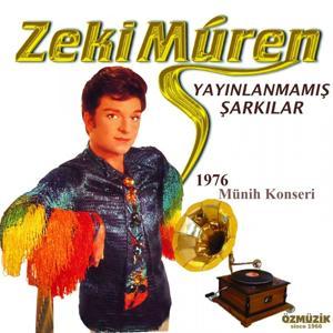 Zeki Müren Yayınlanmamış Şarkılar (1976 Münih Konseri)