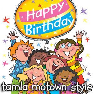 Happy Birthday - Tamla Motown Style