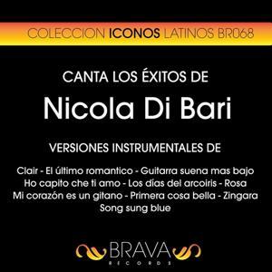 Canta los Exitos de Nicola Di Bari