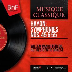 Haydn: Symphonies Nos. 45 & 55 (Mono Version)