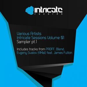 Intricate Sessions, Vol. 1 (Sampler, Pt. 1)