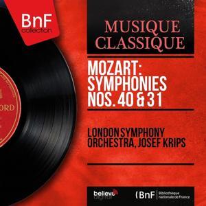 Mozart: Symphonies Nos. 40 & 31 (Mono Version)