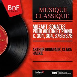 Mozart: Sonates pour violon et piano K. 301, 304, 376 & 378 (Mono Version)