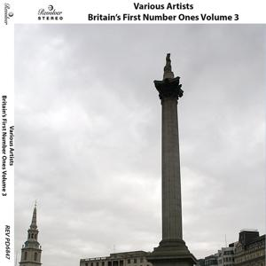 Britain's First Number Ones, Vol. 3