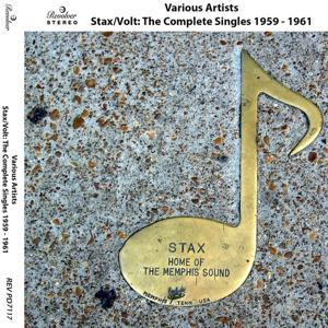 Stax/volt: The Complete Singles 1959 - 1961
