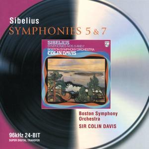 Sibelius: Symphonies Nos.5 & 7