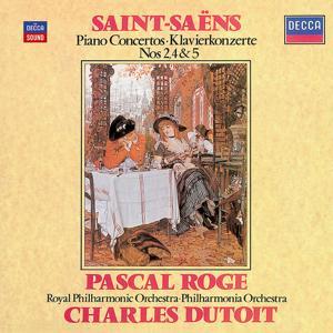 Saint-Saens: Piano Concertos Nos.2, 4 & 5