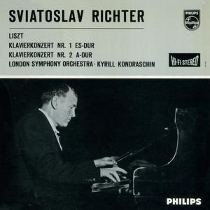 Liszt: Piano Concerto No.1;  Piano Concerto No.2