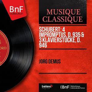 Schubert: 4 Impromptus, D. 935 & 3 Klavierstücke, D. 946 (Mono Version)