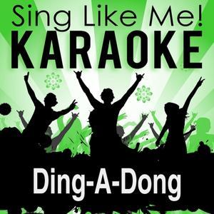 Ding-A-Dong (Karaoke Version)
