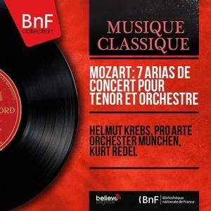 Mozart: 7 Arias de concert pour ténor et orchestre (Mono Version)