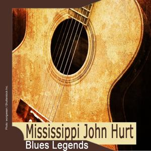 Blues Legends: Mississippi John Hurt