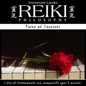 Reiki Philosophy: piano ed emozioni (1 ora di trattamento con campanello ogni 3 minuti)