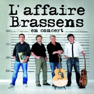L'Affaire Brassens en concert (Live)