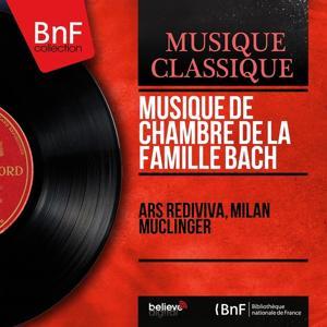 Musique de chambre de la famille Bach (Mono Version)