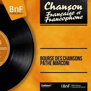 Bourse des chansons Pathé-Marconi (Mono Version)