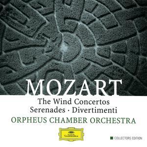 Mozart, W.A.: The Wind Concertos / Serenades / Divertimenti
