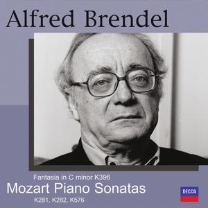 Mozart: Piano Sonatas Nos.3, 4 & 18