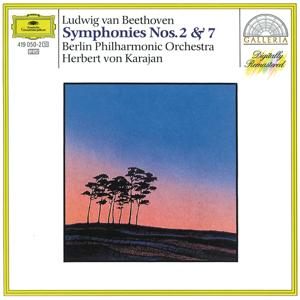 Beethoven: Symphonies Nos.2 & 7