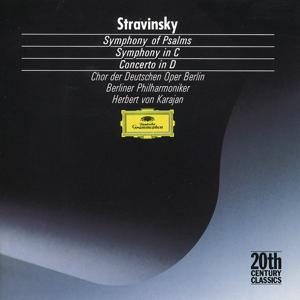 Stravinsky: Symphony in C; Symphony of Psalms; Concerto in D