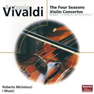 Vivaldi: The Four Seasons; 3 Concertos from Op.3