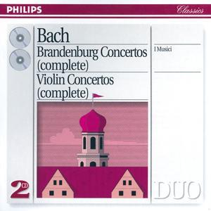 Bach, J.S.: Brandenburg Concertos/Violin Concertos