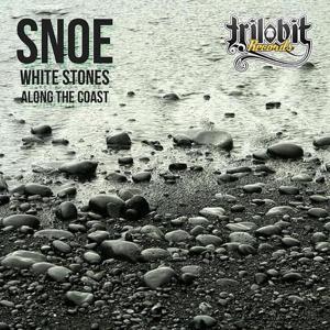 White Stones Along The Coast