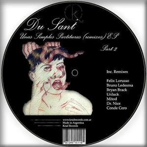 Unas simples partituras (Remixes) Part 2