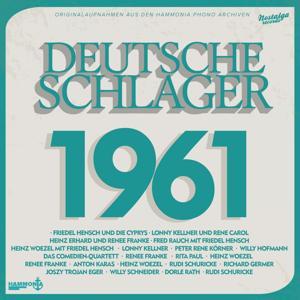 Deutsche Schlager 1961 - Die Originale, Vol. 2