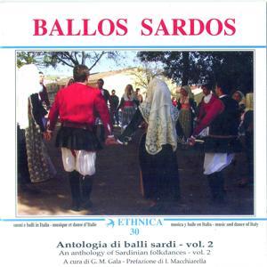 Antologia di balli sardi Vol. 2: Ballos sardos