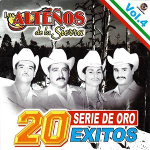 20 Exitos Series De Oro Vol.4
