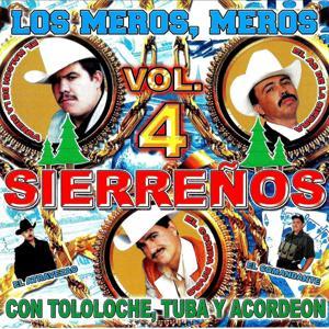 Con Tololoche, Tuba Y Acordeon Vol.4