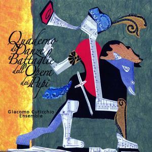 Quaderno di danze e battaglie dell'Opera dei Pupi: Audio Version