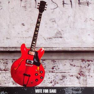 Vote For Saki