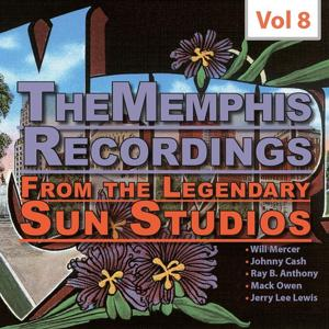 The Memphis Recordings from the Legendary Sun Studios, Vol. 8