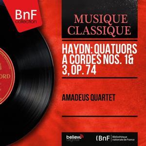 Haydn: Quatuors à cordes Nos. 1 & 3, Op. 74 (Stereo Version)