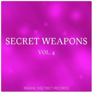 Secret Weapons, Vol. 4