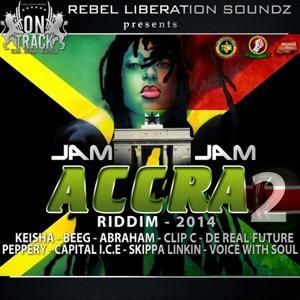 Jam Jam Accra, Vol. 2 (Riddim 2014) [Rebel Liberation Soundz Presents]